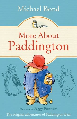 Michael Bond - More About Paddington - Story Snug