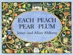 Each Peach Pear Plum - Story Snug