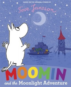 Moomin and the Moonlight Adventure - Story Snug