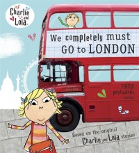 Charlie and Lola: We Completely Must Go to London - Story Snug
