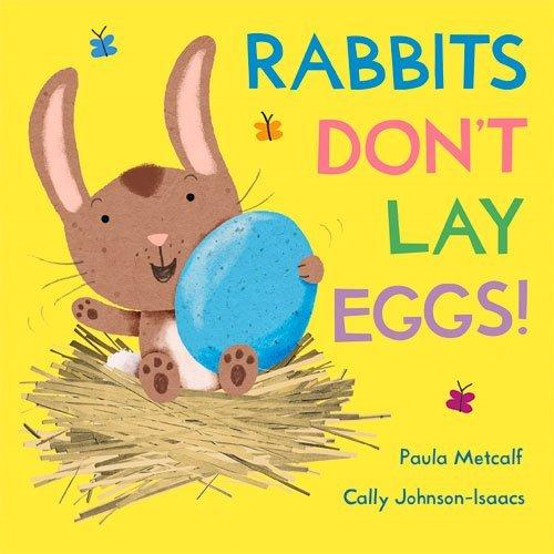 Rabbits Don't Lay Eggs! - Story Snug