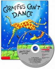 Giraffes Can't Dance [With Book]