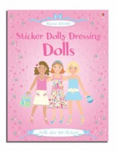 Fiona Watt - Sticker Dolly DressingDolls - Story Snug