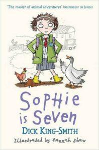 Sophie is Seven - Story Snug