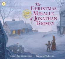 The Christmas Miracle of Jonathan Toomey - Story Snug