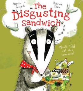 The Disgusting Sandwich - Story Snug