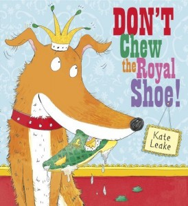 Don't Chew the Royal Shoe - Story Snug