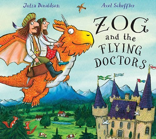 Zog and the Flying Doctors - Story Snug