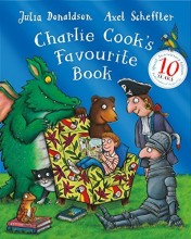 Charlie Cook's Favourite Book - Story Snug