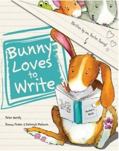 Bunny Loves to Write - Story Snug