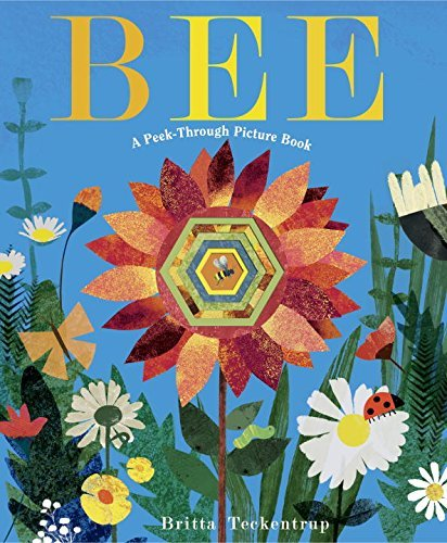 Bee by Patricia Hegarty & Britta Teckentrup - Story Snug