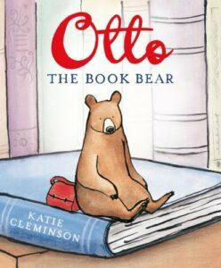 Otto the Book Bear Story Snug http://storysnug.com