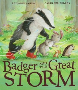 Badger and the Great Storm - Story Snug