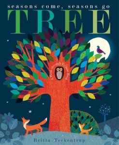 Tree by Patricia Hegarty and Britta Teckentrup Story Snug http://storysnug.com