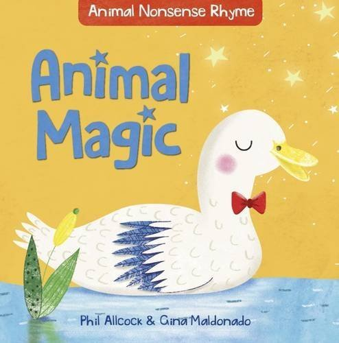 Animal Magic Board Book - Story Snug