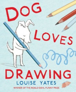 Dog Loves Drawing - Story Snug