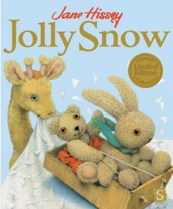 Jane Hissey - Jolly Snow (Old Bear)