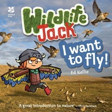 Wildlife Jack I want to fly Story Snug