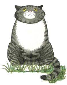 Mog - International Cat Day - Story Snug