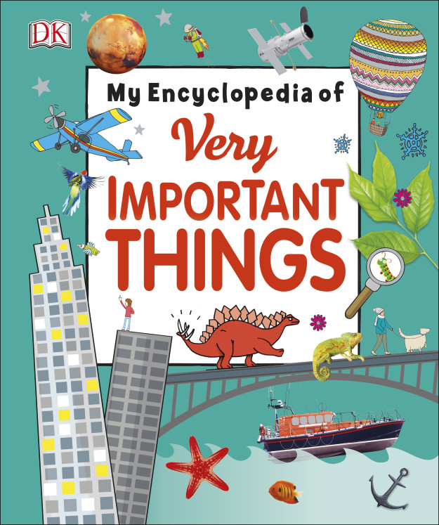 My Encyclopedia of Very IMPORTANT THINGS - Story Snug