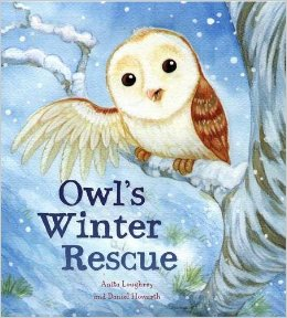 Owl's Winter Rescue - Story Snug