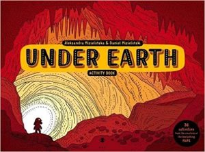 Under Earth Activity Book - Story Snug
