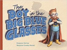 The Boy in the Biog Blue Glasses - Story Snug