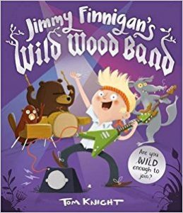Jimmy Finnigan's Wild Wood Band - Story Snug