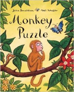 Monkey Puzzle - Story Snug