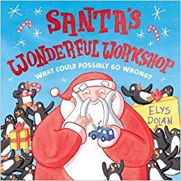 Santa's Wonderful Workshop  - Story Snug