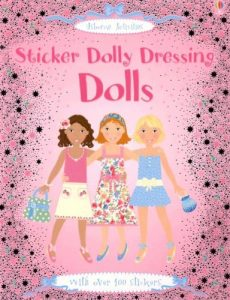Sticker Dolly Dressing Dolls - Story Snug