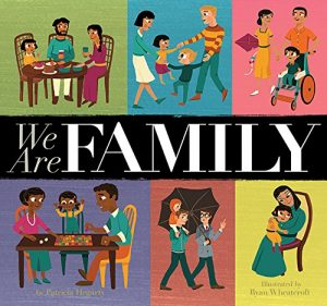 We are Family - Story Snug
