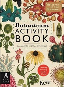 Botanicum Activity Book - Story Snug