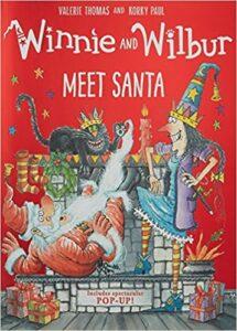 Winnie and Wilbur MEET SANTA - Story Snug