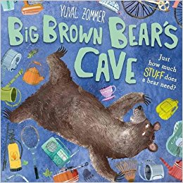 Big Brown Bear's Cave - Story Snug