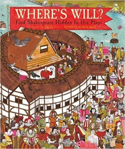 Where's Will? Find Shakespeare Hidden in his Plays - Story Snug