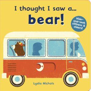 I thought I saw a bear! - Story Snug