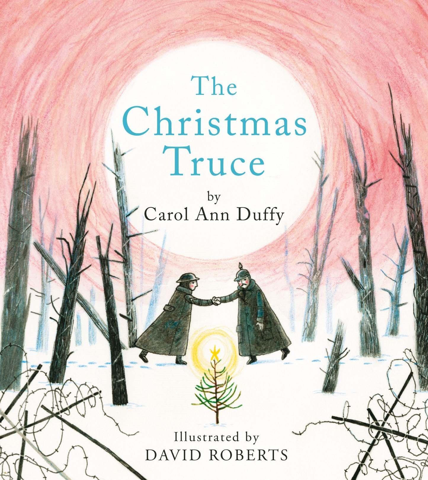 Dec 15th: Steven Lenton chooses The Christmas Truce · Story Snug