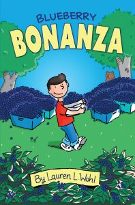 Blueberry Bonanza - Story Snug