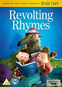 Revolting Rhymes DVD - Story Snug