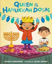 Queen of the Hannukah Dosas - Story Snug