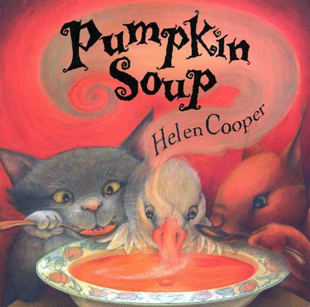 Image result for pumpkin soup story