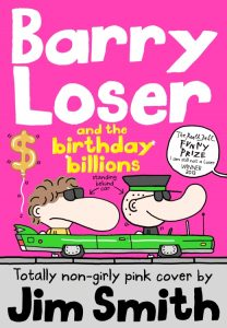 Barry Loser - Lollies 2018 - Story Snug
