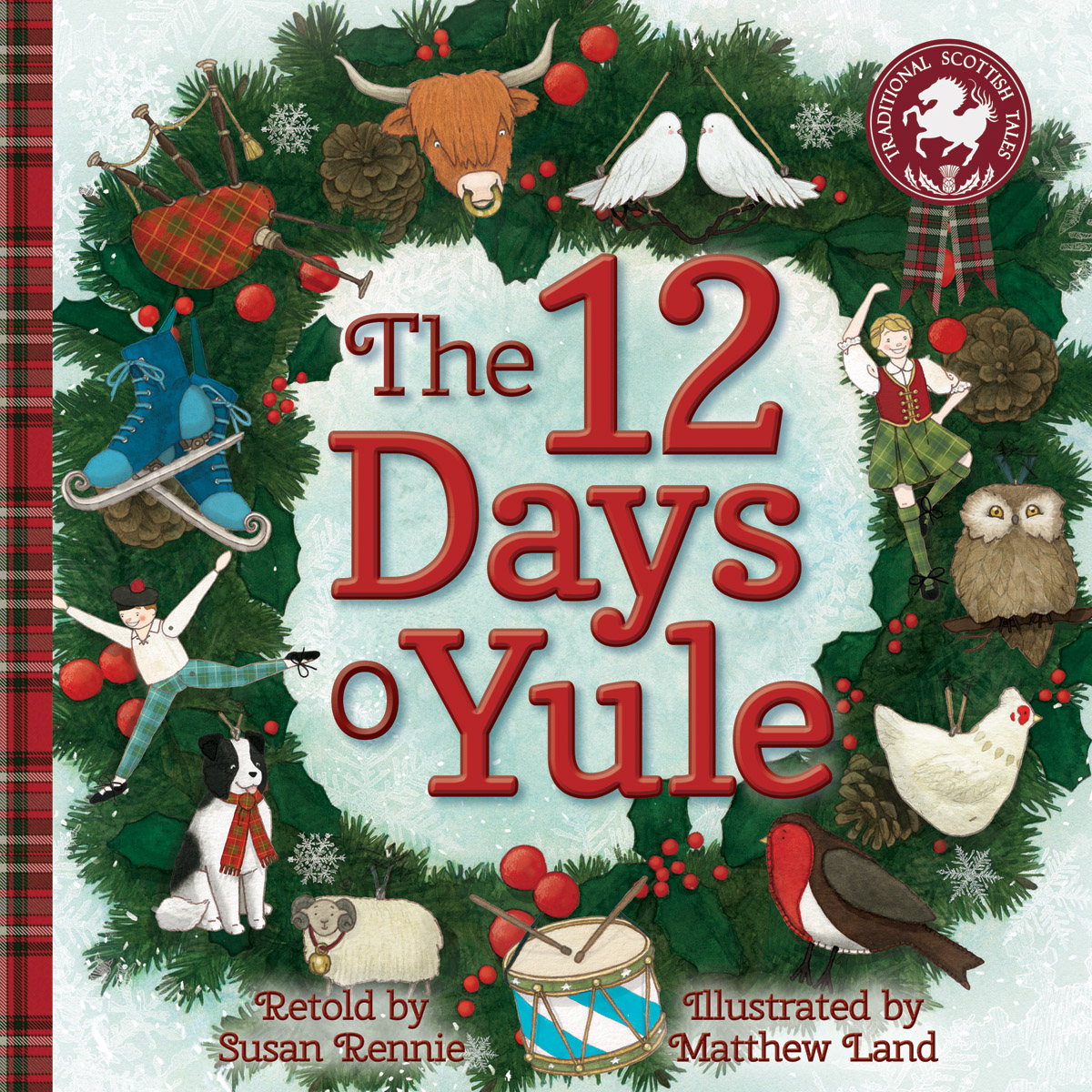The 12 Days o Yule - Story Snug