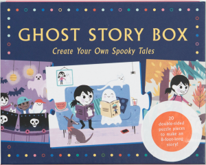 Ghost Story Box - Story Snug