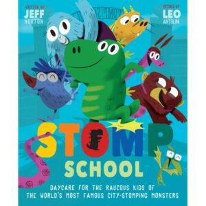 Stomp School - Story Snug