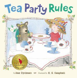 Tea party Rules - Story Snug