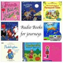 Audio books for long journeys http://storysnug.com #audio