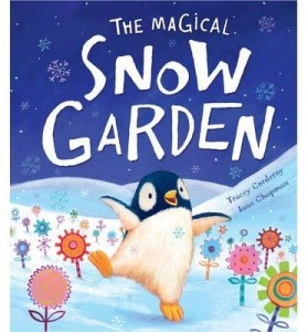 The Magical Snow Garden Story Snug
