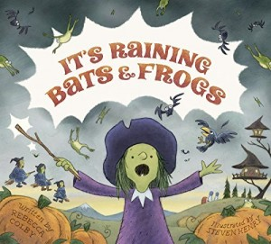 Rebecca Colby - It's Raining Bats & Frogs Story Snug http://storysnug.com